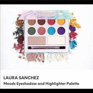 NIB Laura Sanchez Moods Eyeshadow & Highlighter